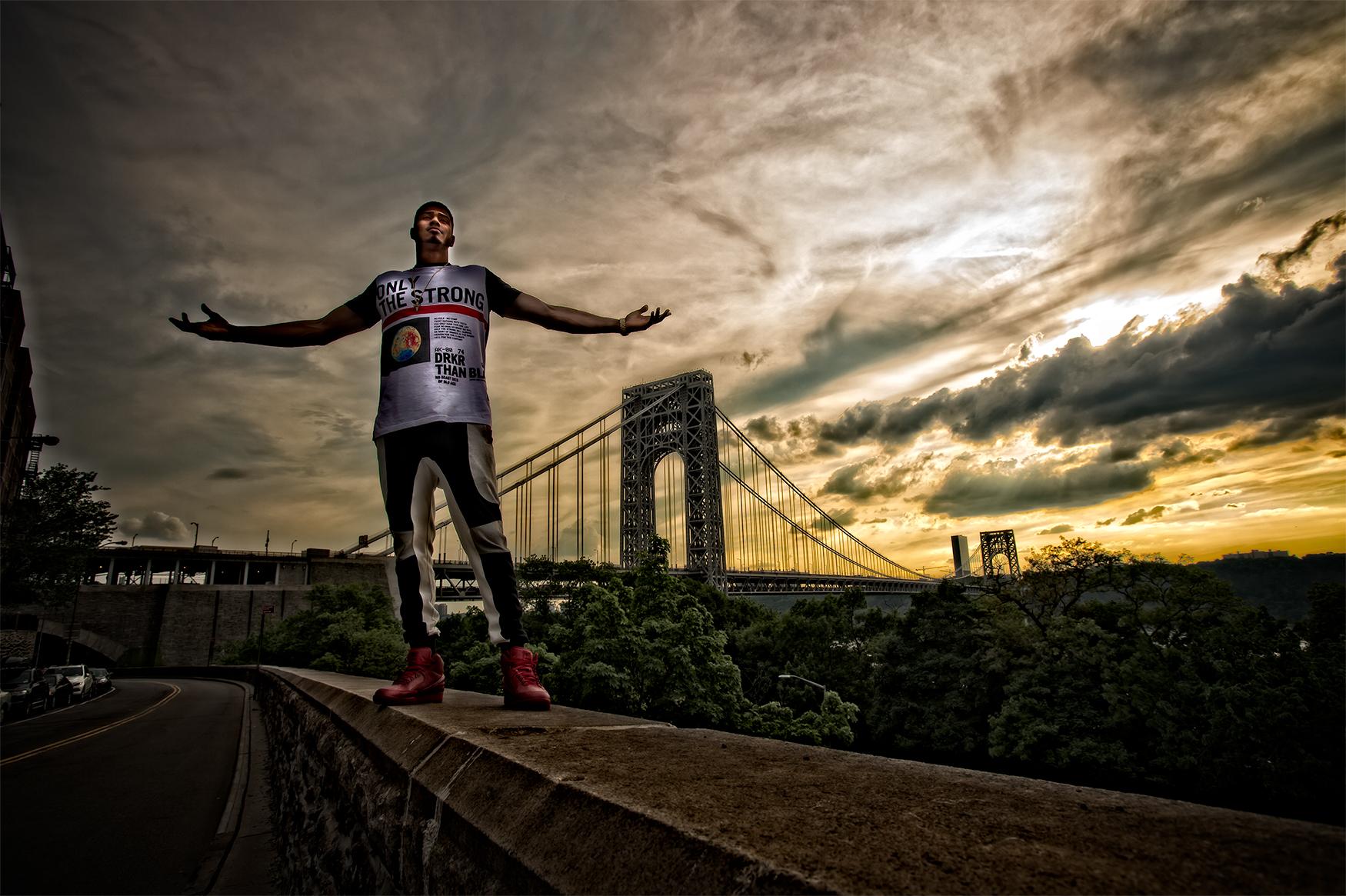 AKOO shoot, New York