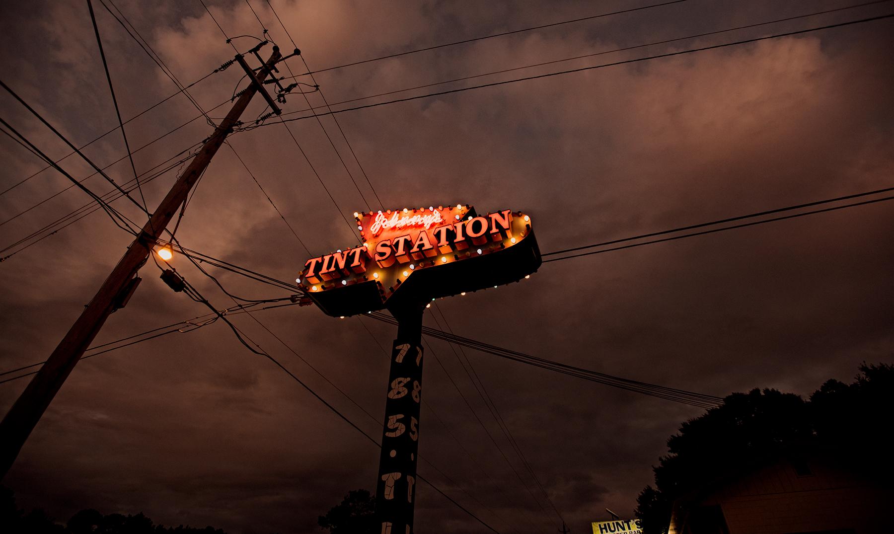 Johnny's Tint Station, Pascagoula, Miss