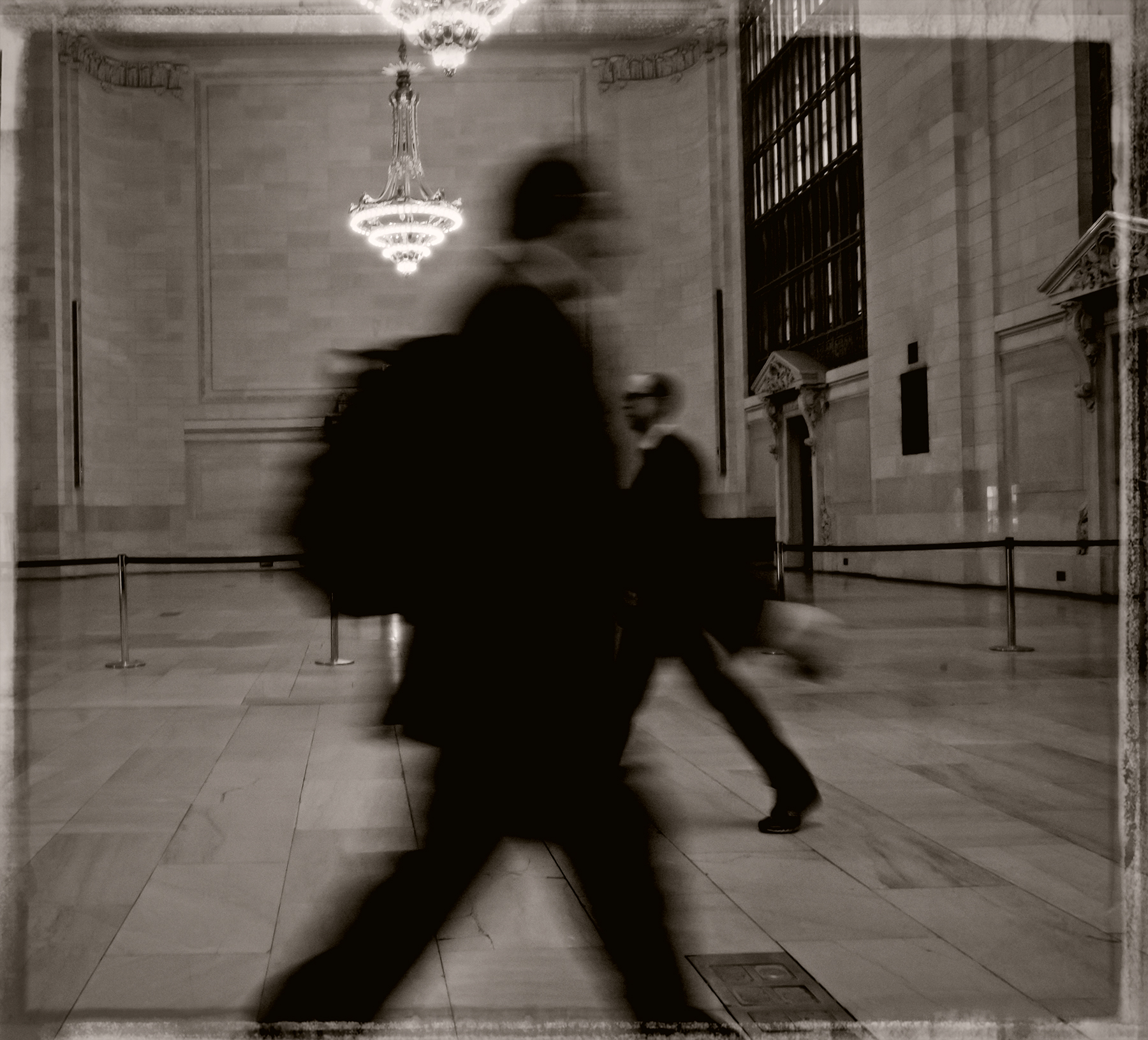 Passengers, Grand Central Station, New York City