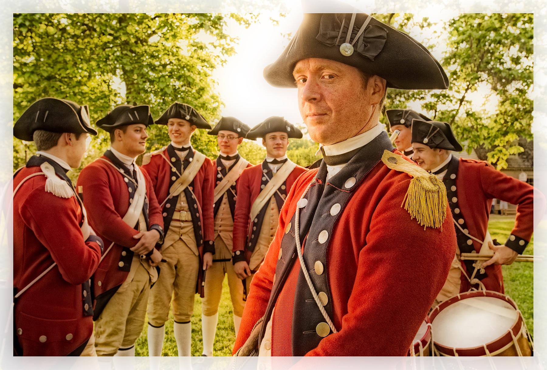 Colonial Williamsburg for Virginia Tourism