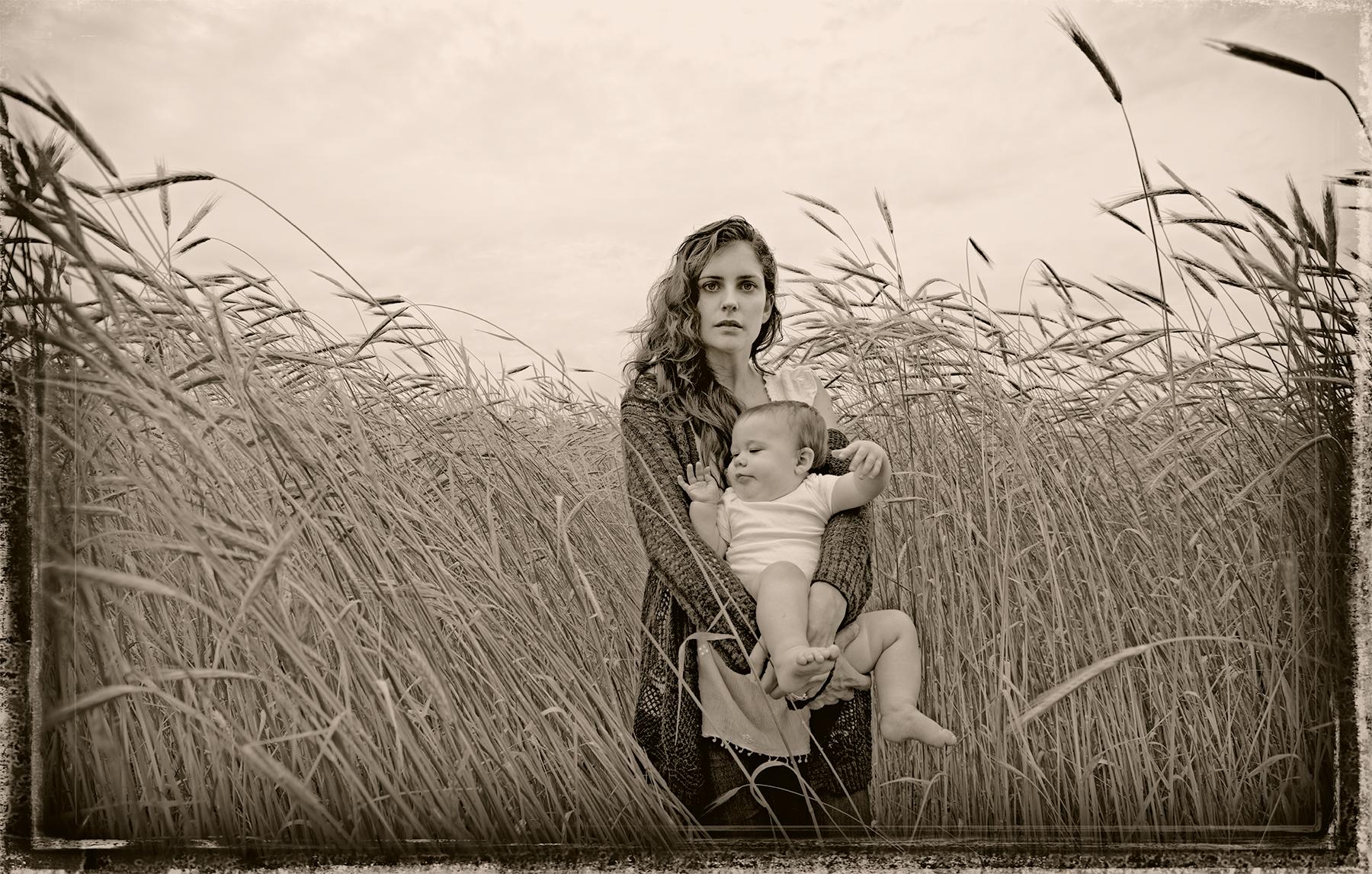 Rachel and Penny, Scotland Neck, NC