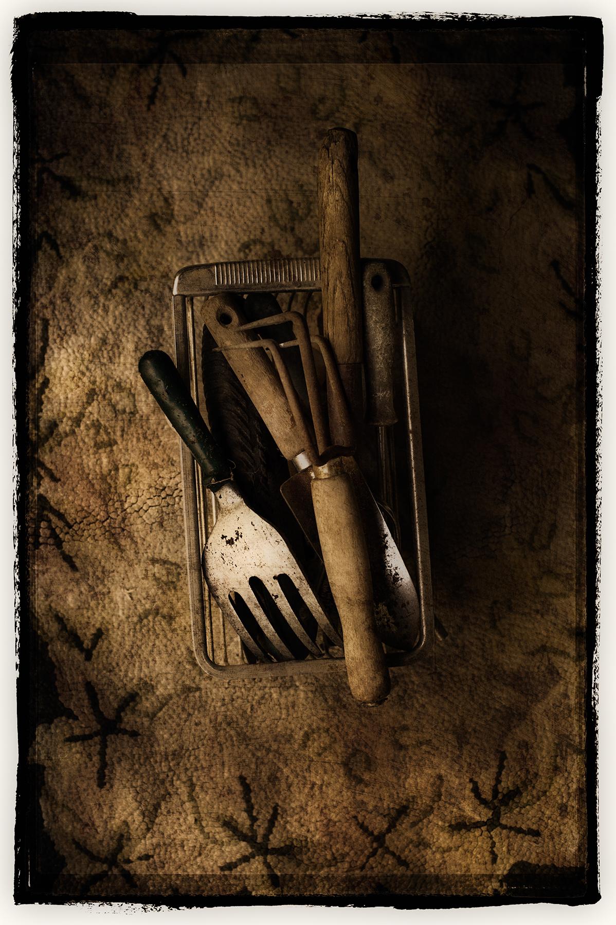 Viki's garden tools