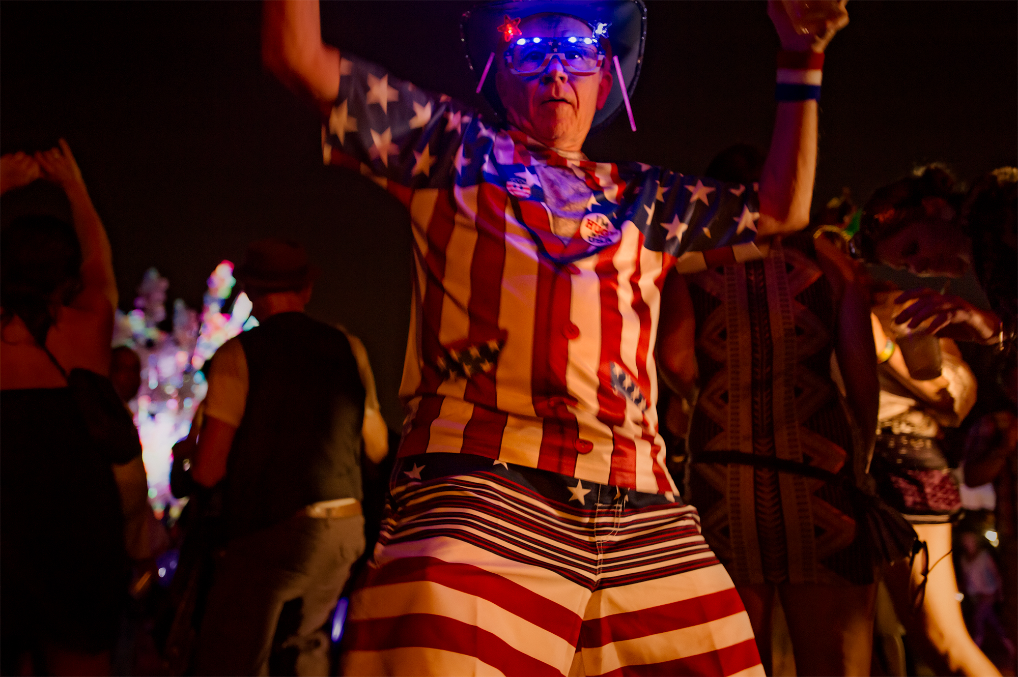 Burning Man at the Hermitage