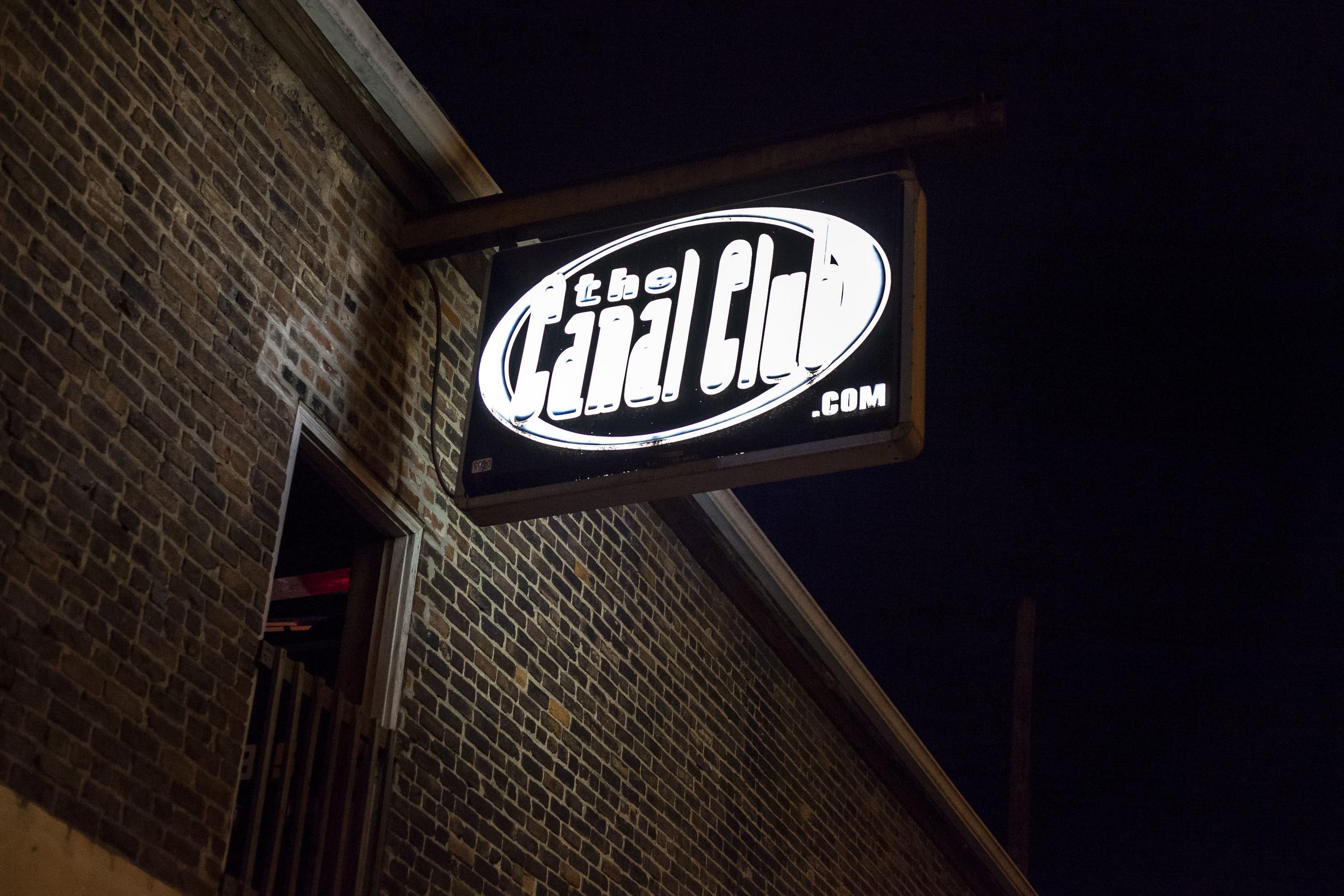 Canal Club Sign.jpg