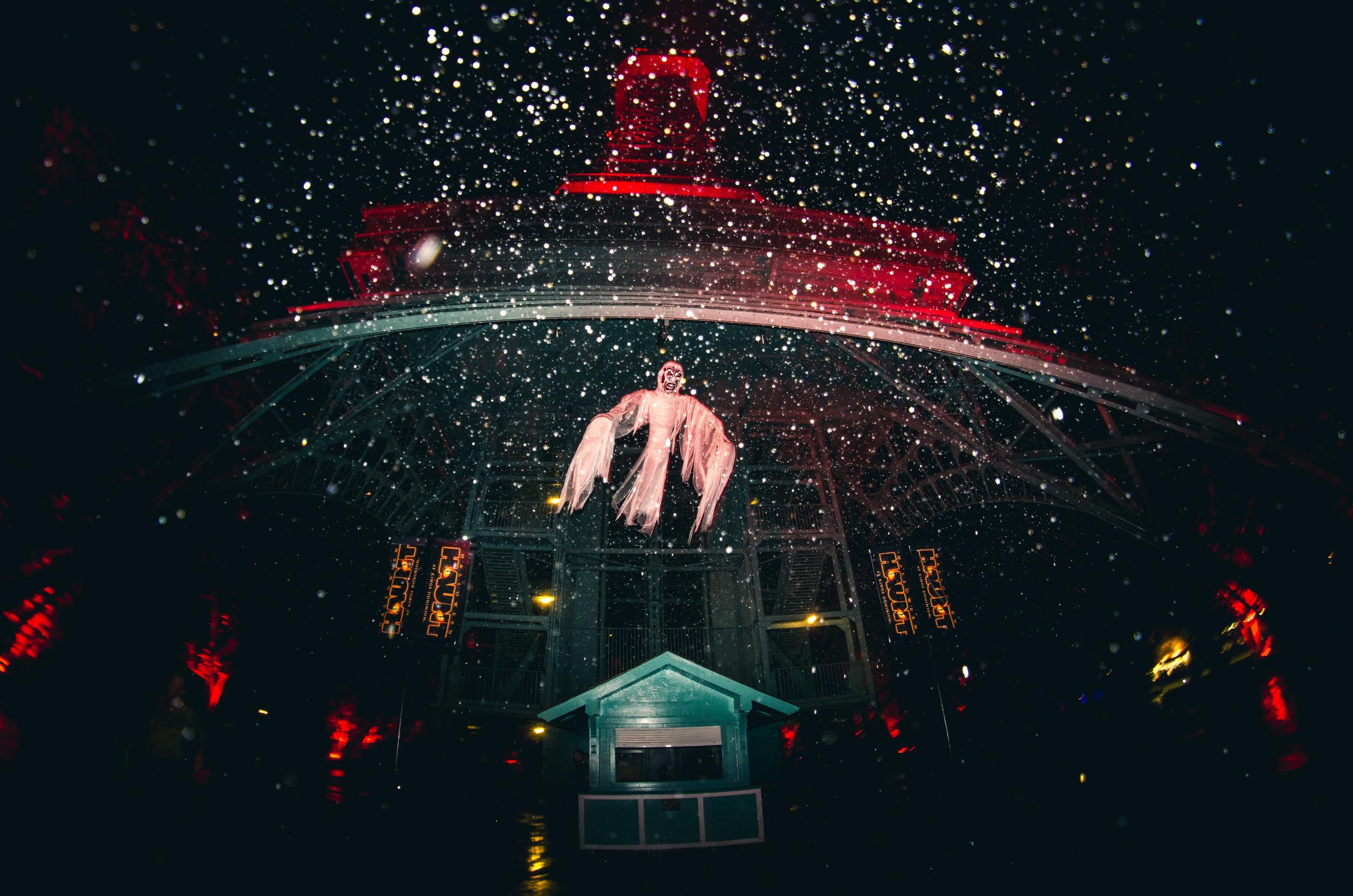Rain + Flash