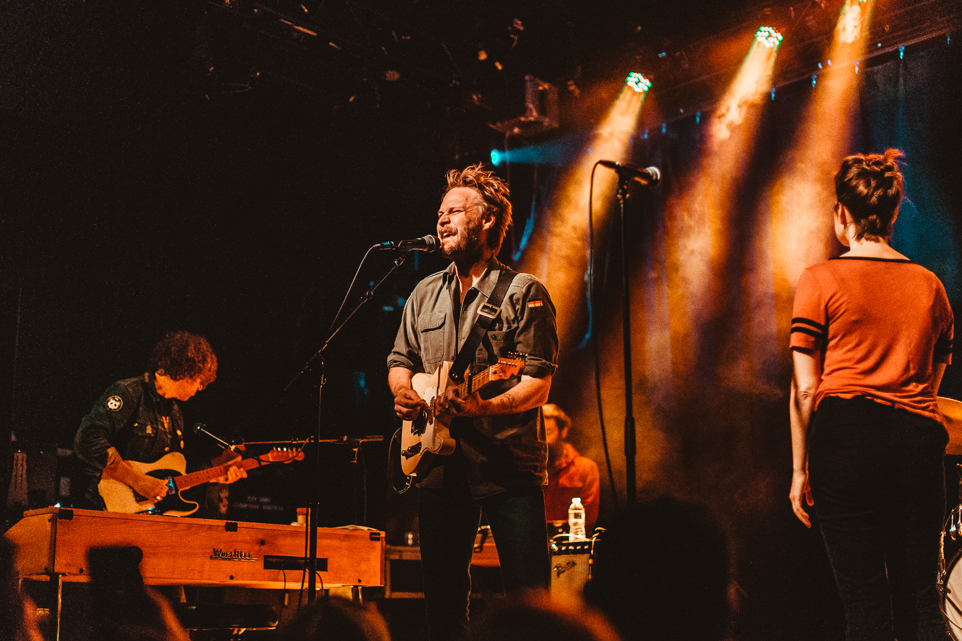 Hiss Golden Messenger @ The Sinclair 12.6.17-6.jpg
