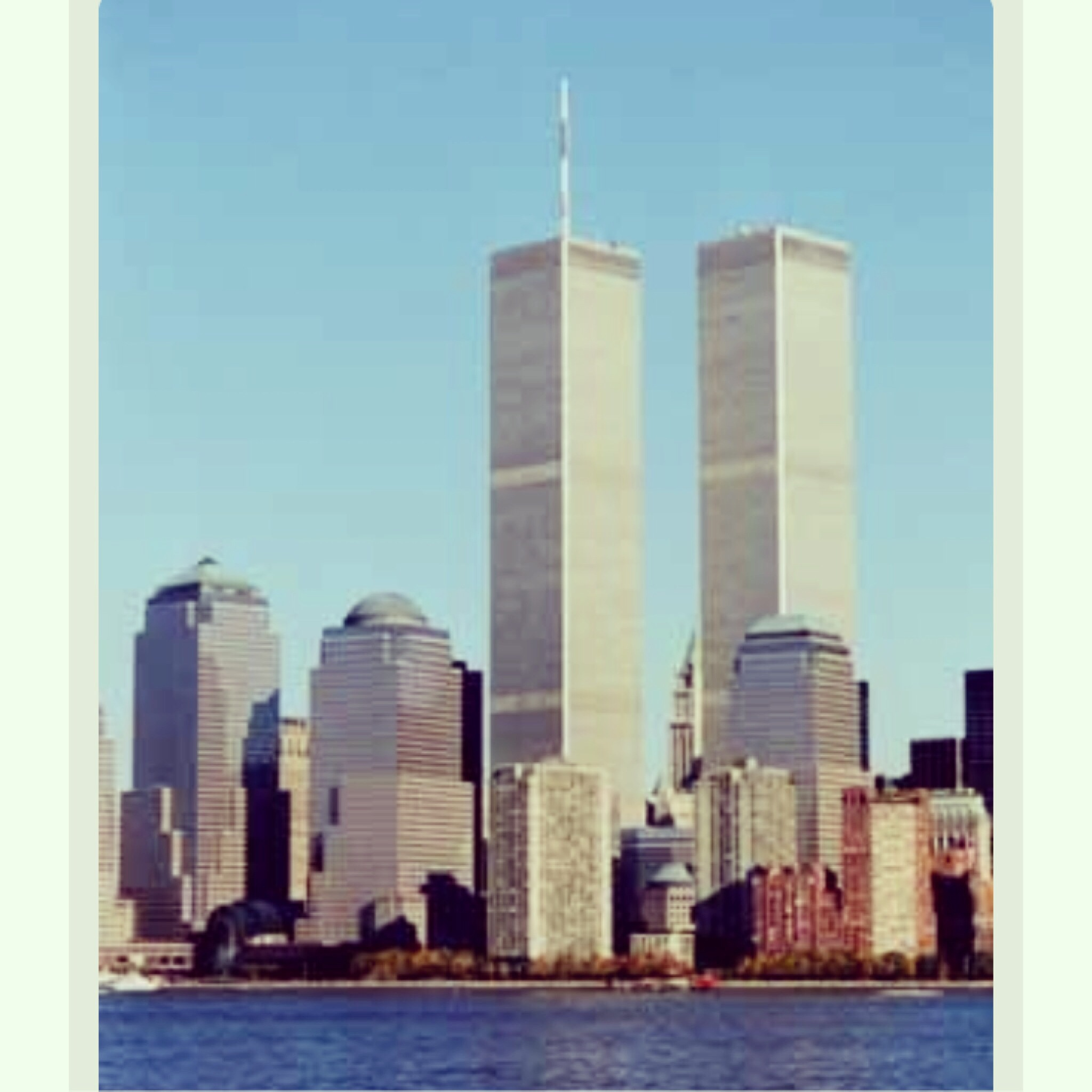 Never Forget. United we stand.