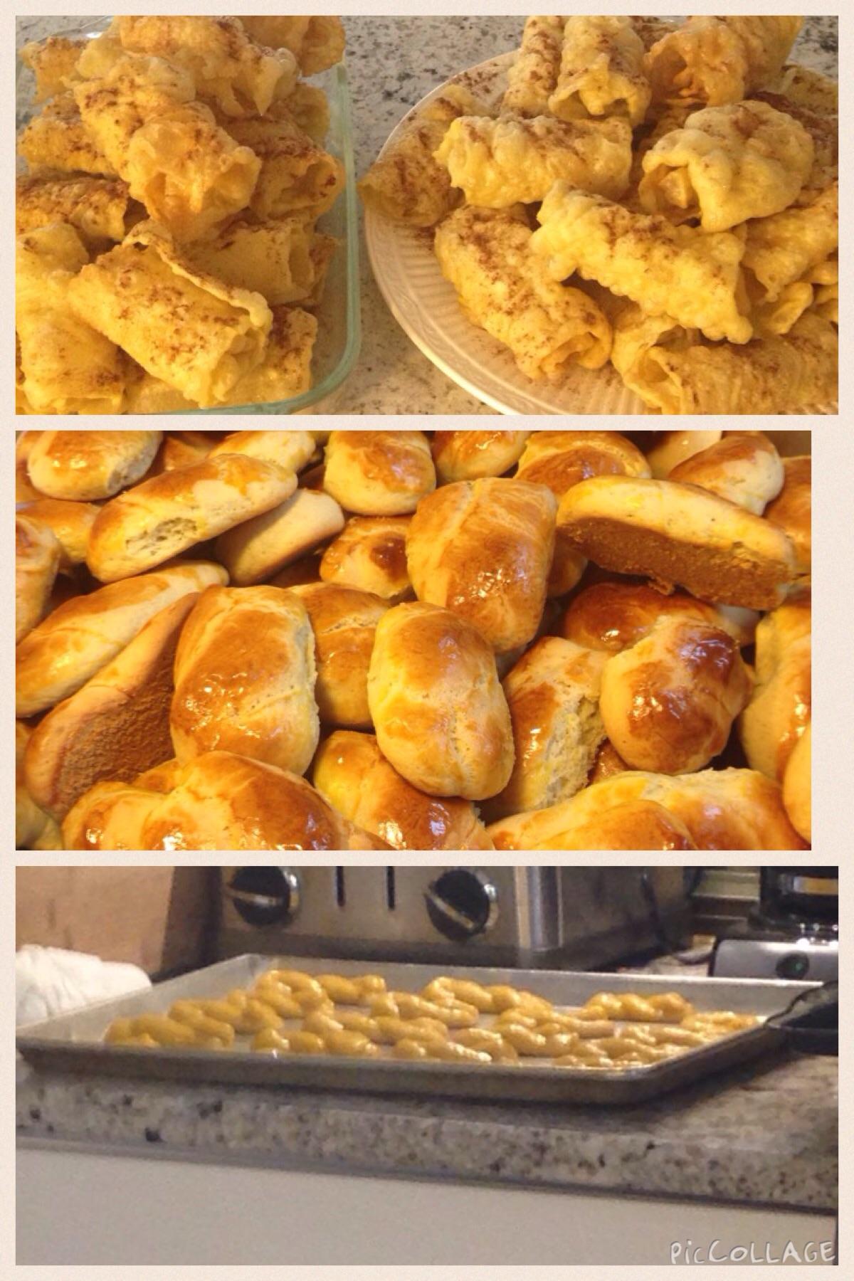 Homemade Greek Cookies