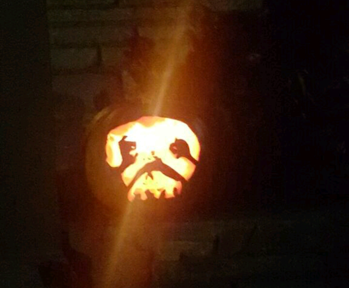 George's Pumpkin!