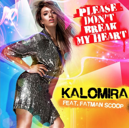Please Don't Break My Heart (Single) Featuring Fatman Scoop