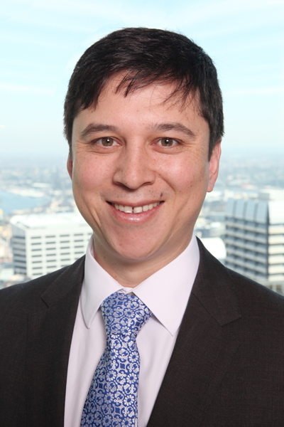 Brendan Quach | Economic Consulting Australia Sydney Singapore | Competition Finance Regulation Policy