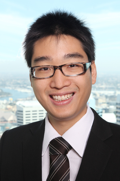 Martin Chow | Economic Consulting Australia Sydney Singapore | Competition Finance Regulation Policy