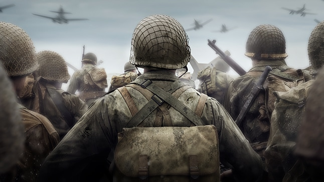 "Call of Duty WWII - ""Reassemble Your Squad"" - Arcade Edit"