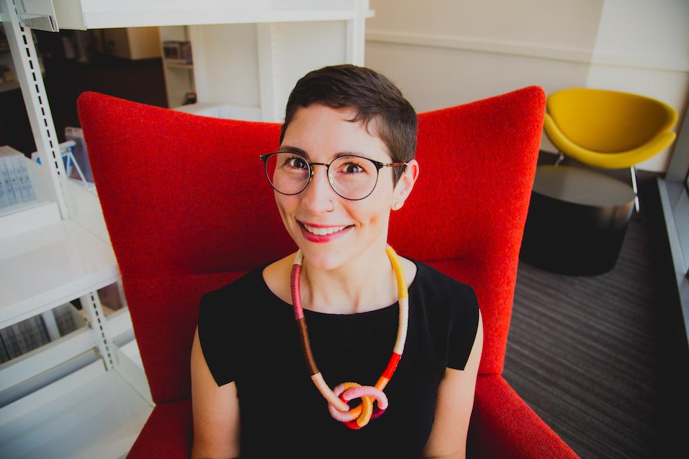 Liz Feezor, photo by Liz Cagle