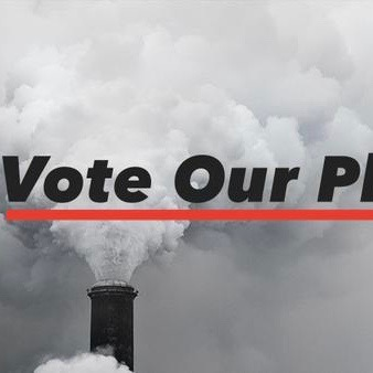 Vote our Planet: Defend our Air - Patagonia