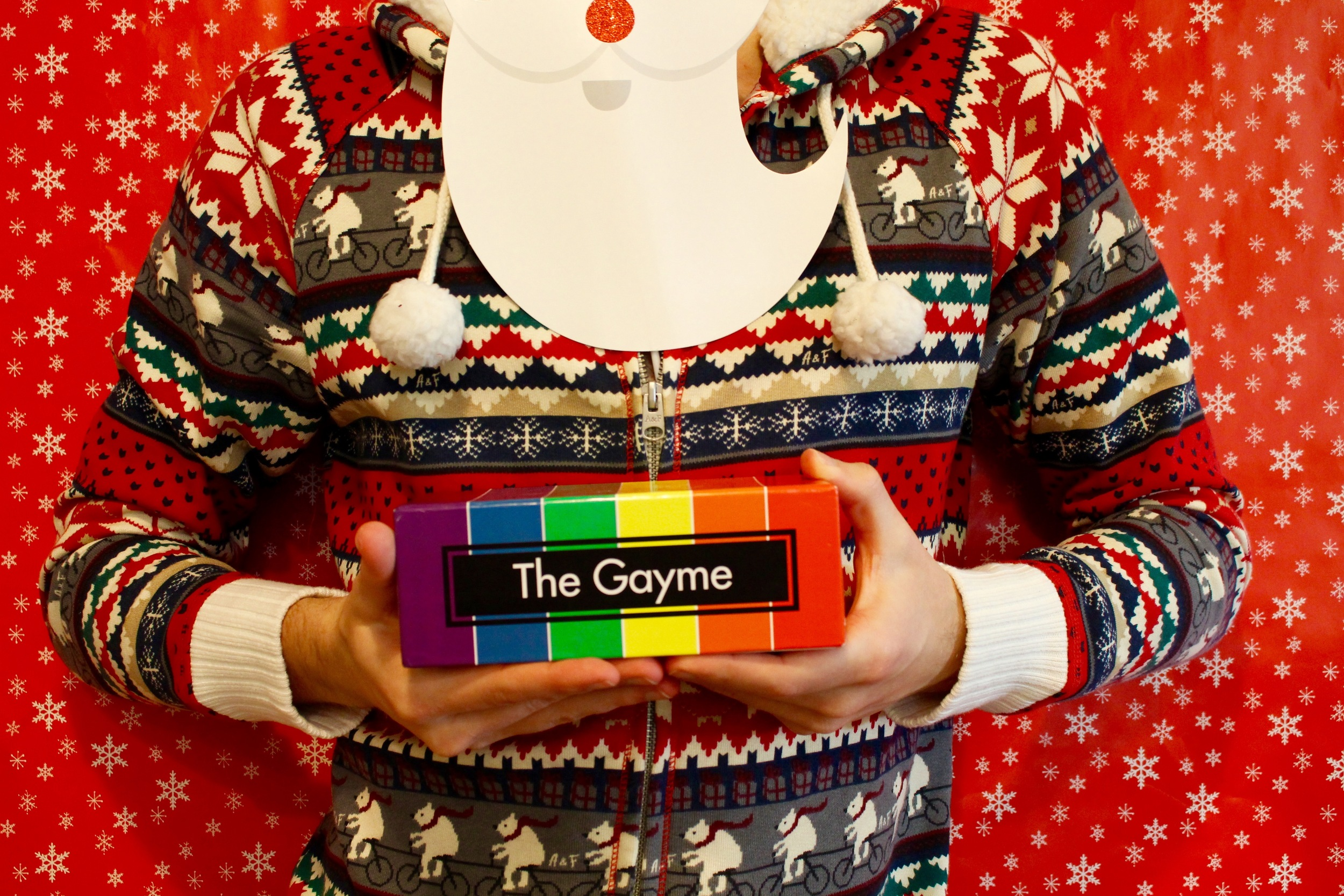 Santa Loves The Gayme
