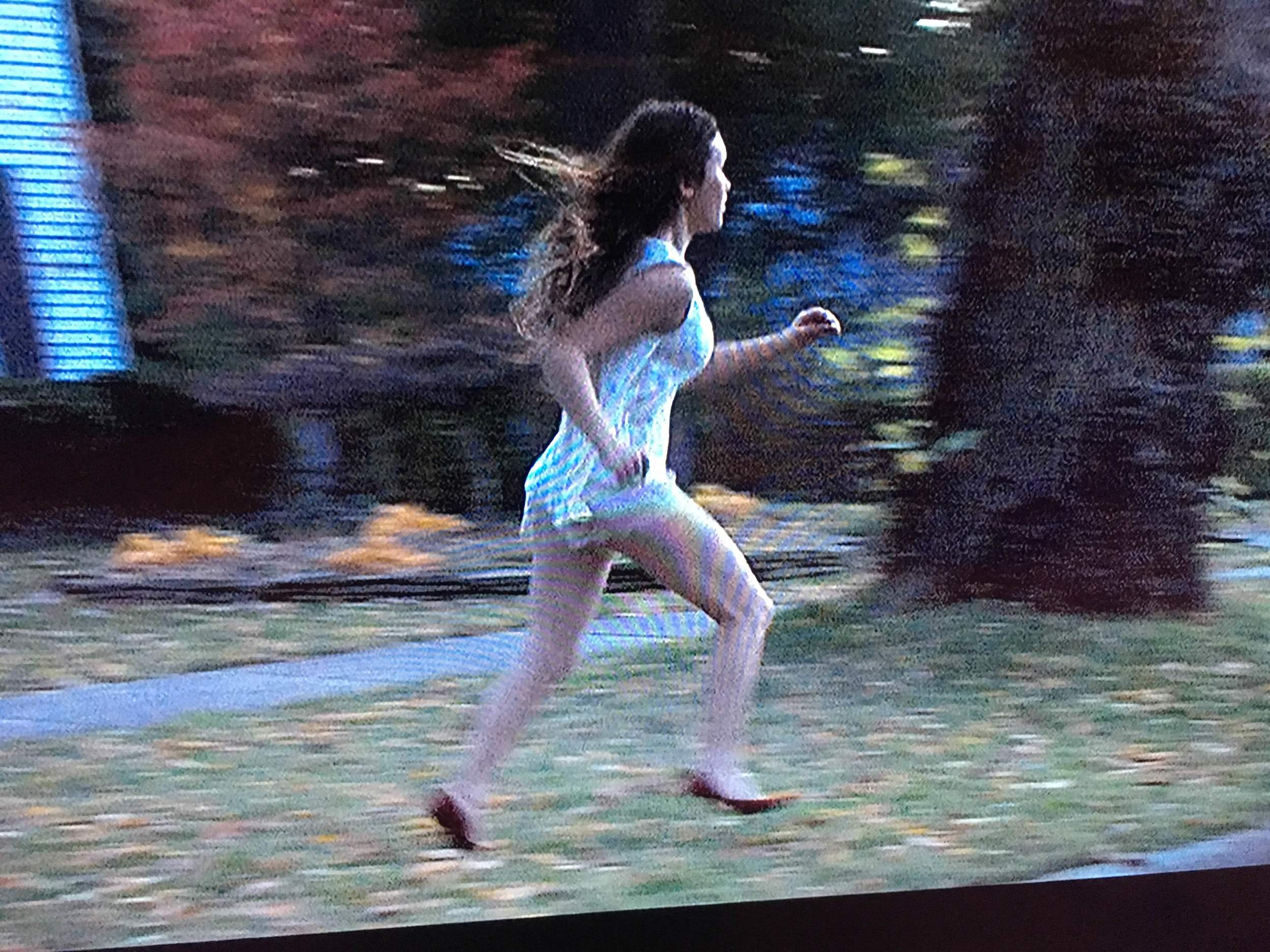 Great bod, but killing this girl off in the first five minutes made the whole movie confusing