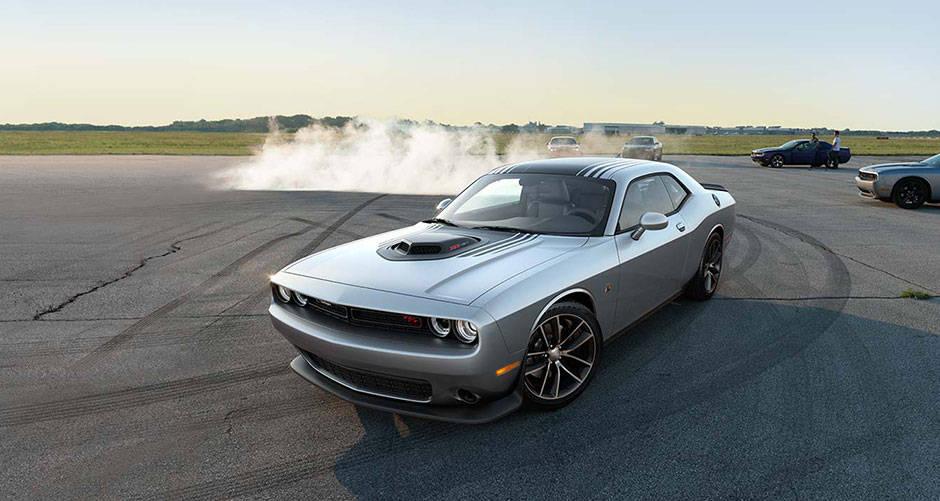 392 HEMI®Scat Pack SHAKER. 485 horsepower. From $43,795.