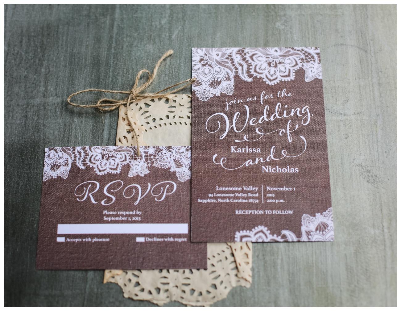 Wedding Photography, Cashiers, NC