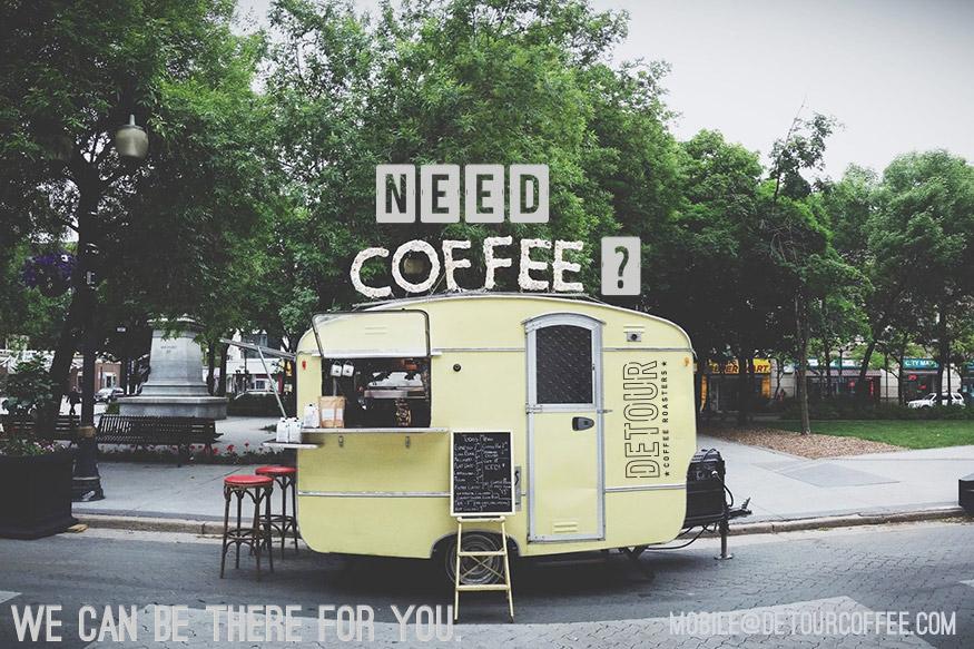 detour coffe