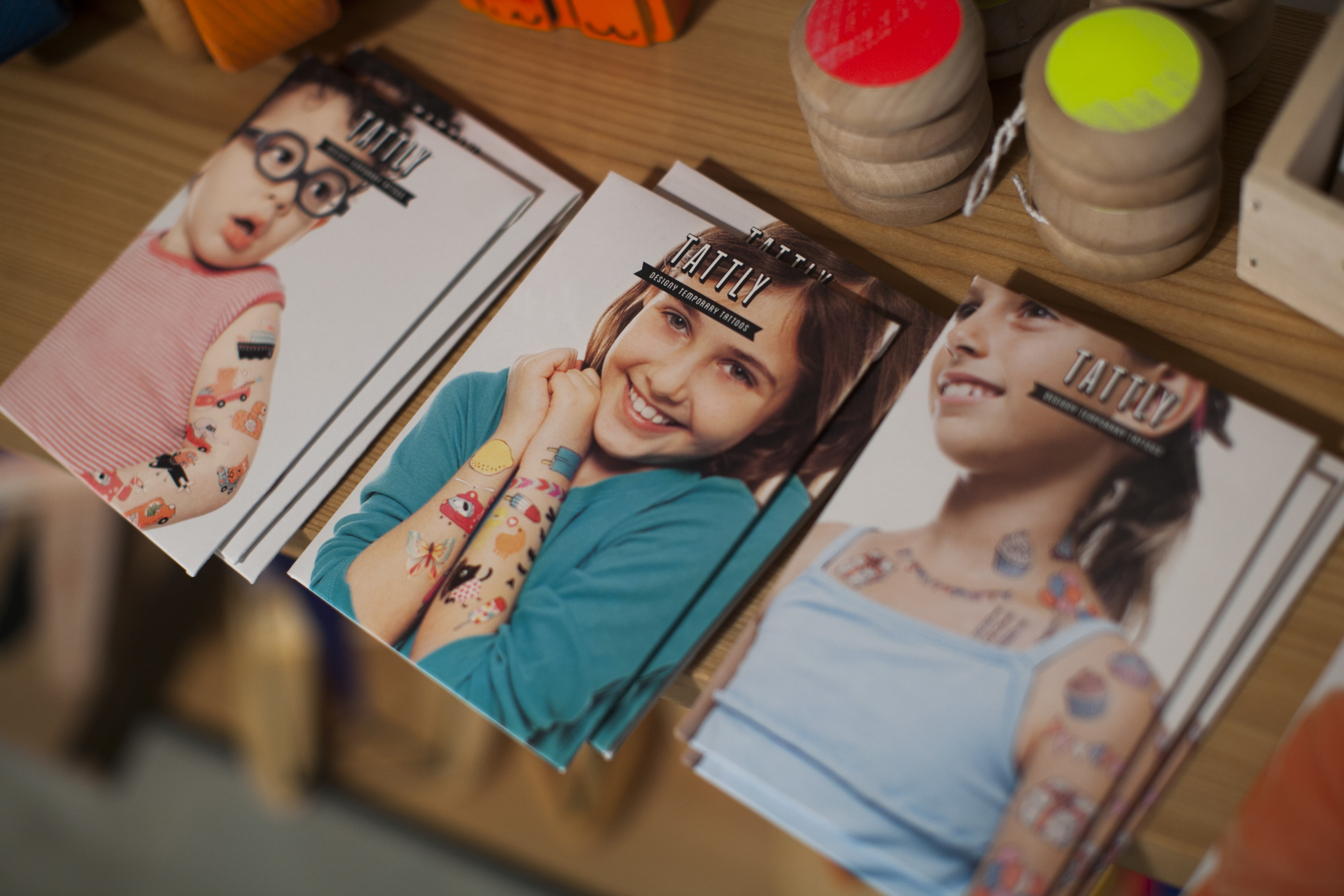 tattoos for kids