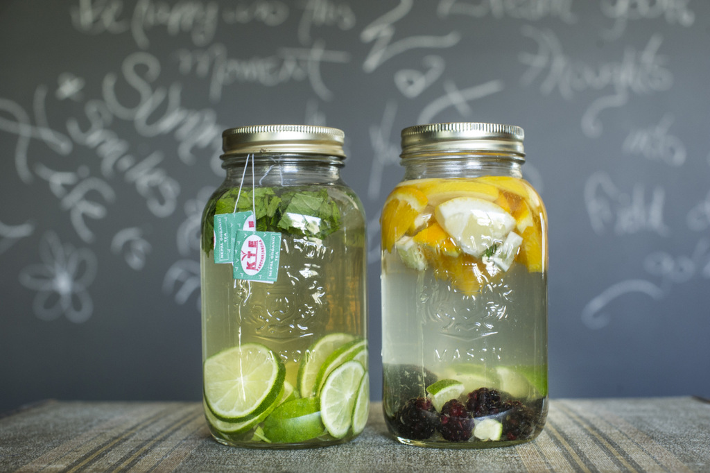 Lisa Landrie - Infused Waters
