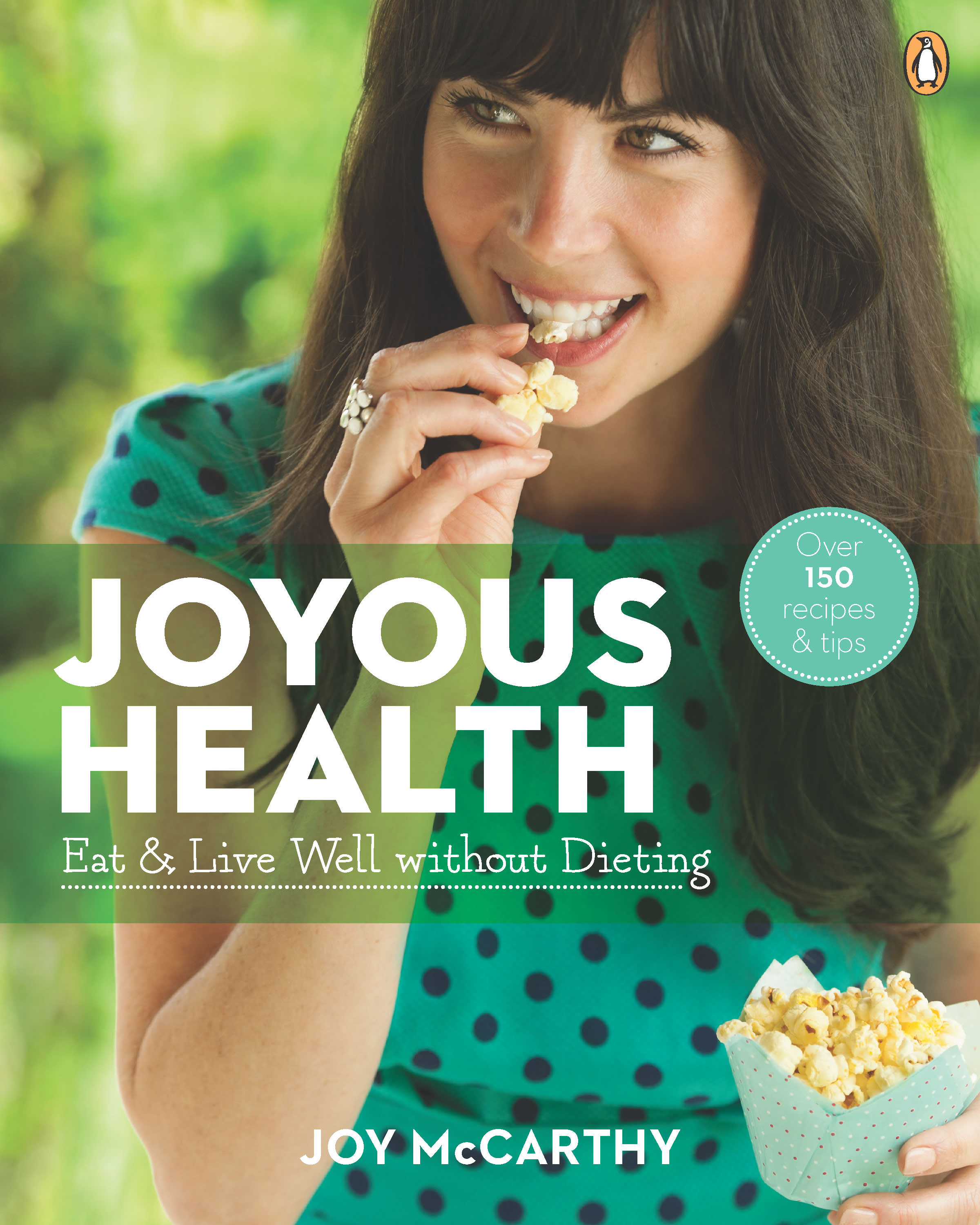 Book cover & images from Joyous Health