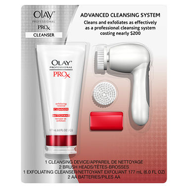 Drugstore version of The Clarisonic.