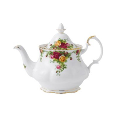 Royal Albert Fine Bone China Teapot
