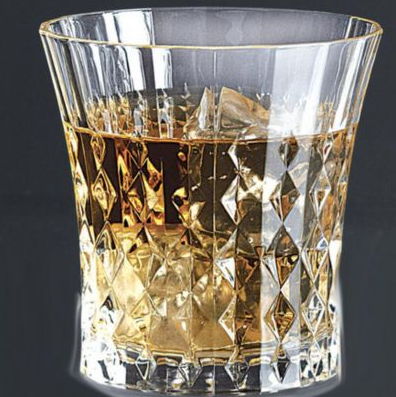 Old Fashioned Crystal Glasses