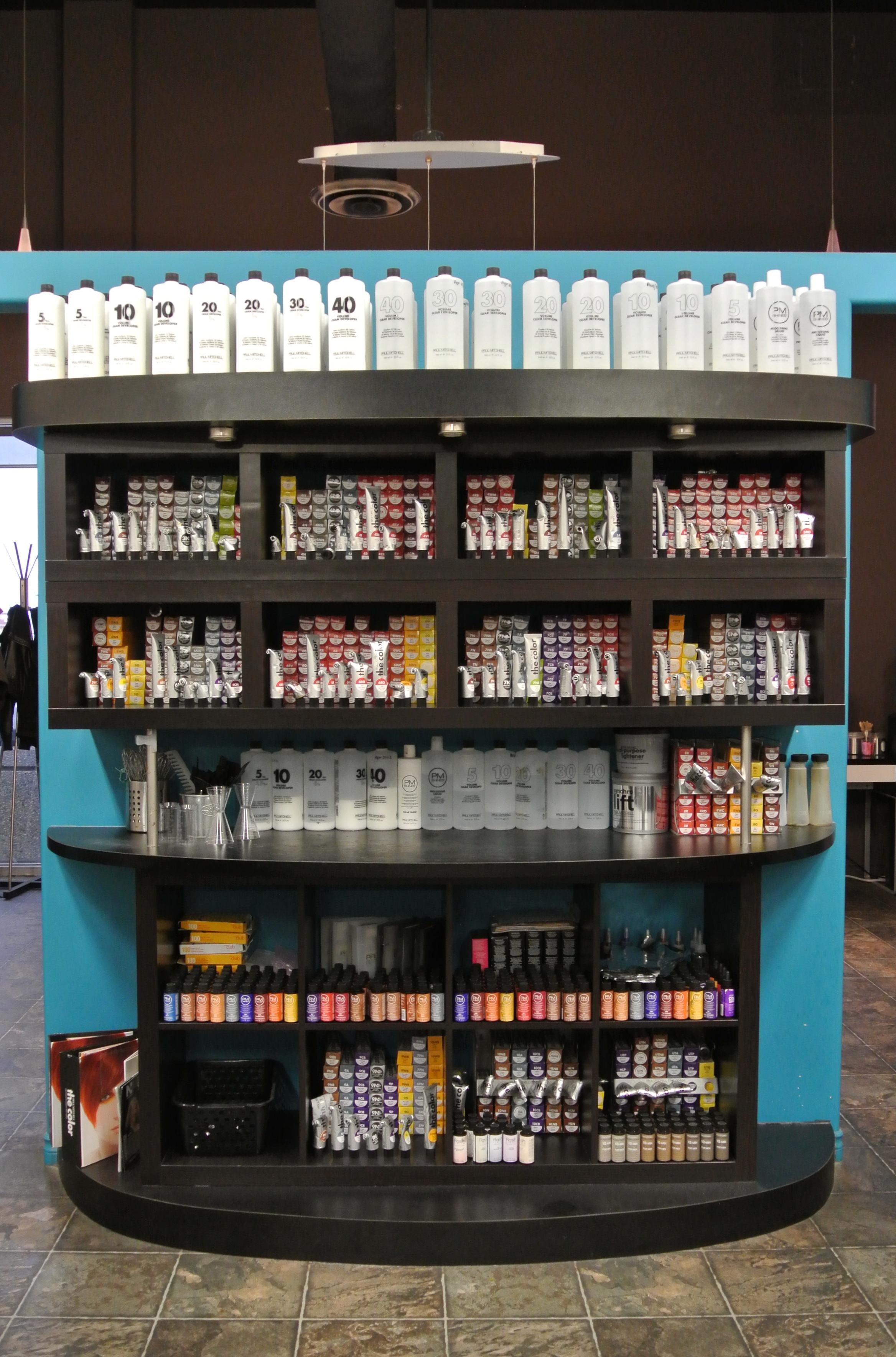 The Colour Bar at Salon Vibe