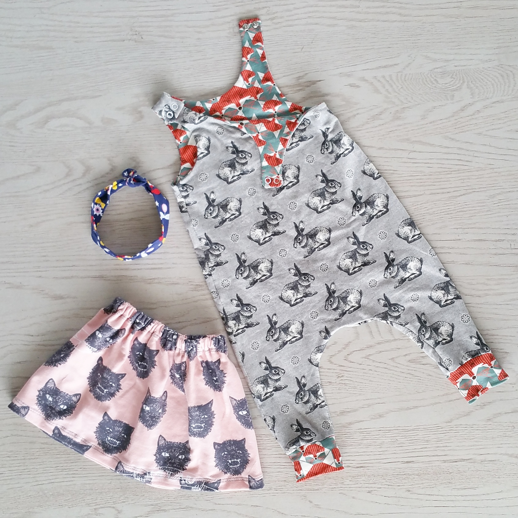 Rain Melody Saskatoon local handmade baby clothes