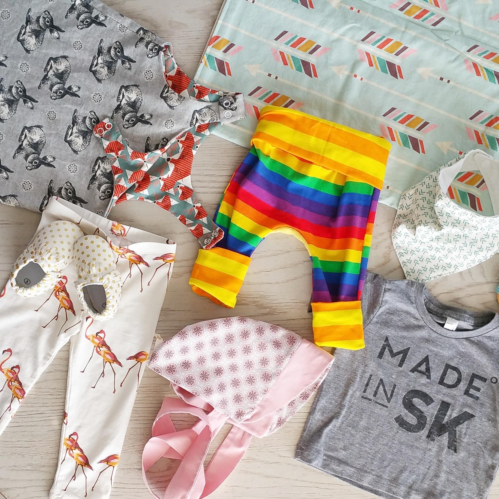 Saskatoon Local Baby Clothes shopping guide