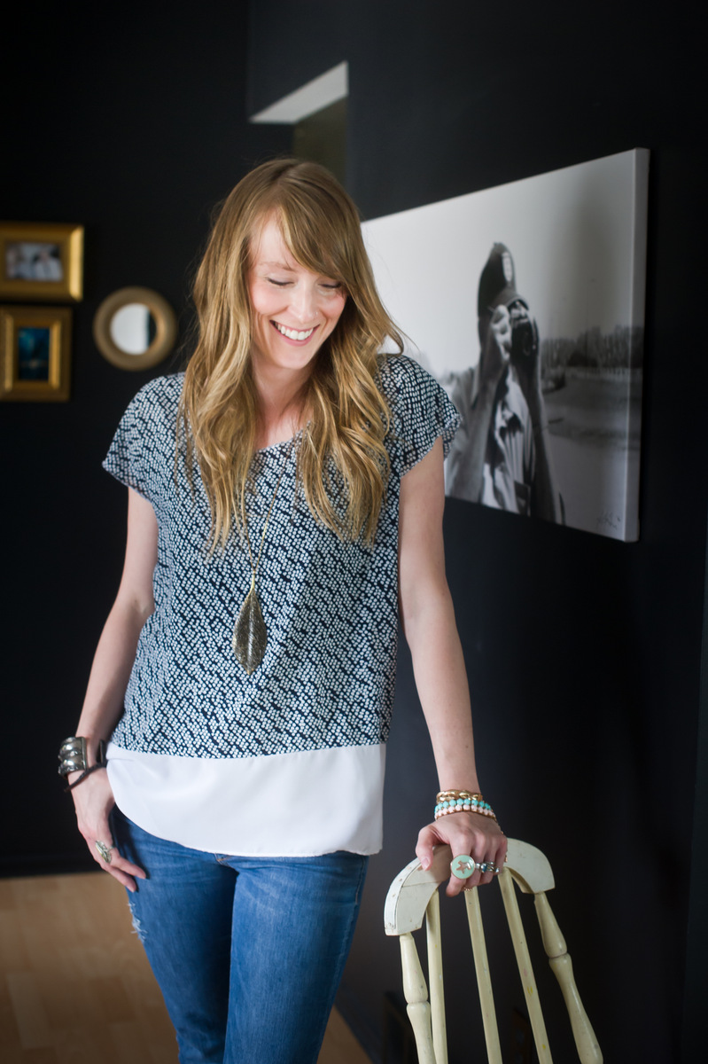 These loose fitting tops are perfect for those casual stylish days.