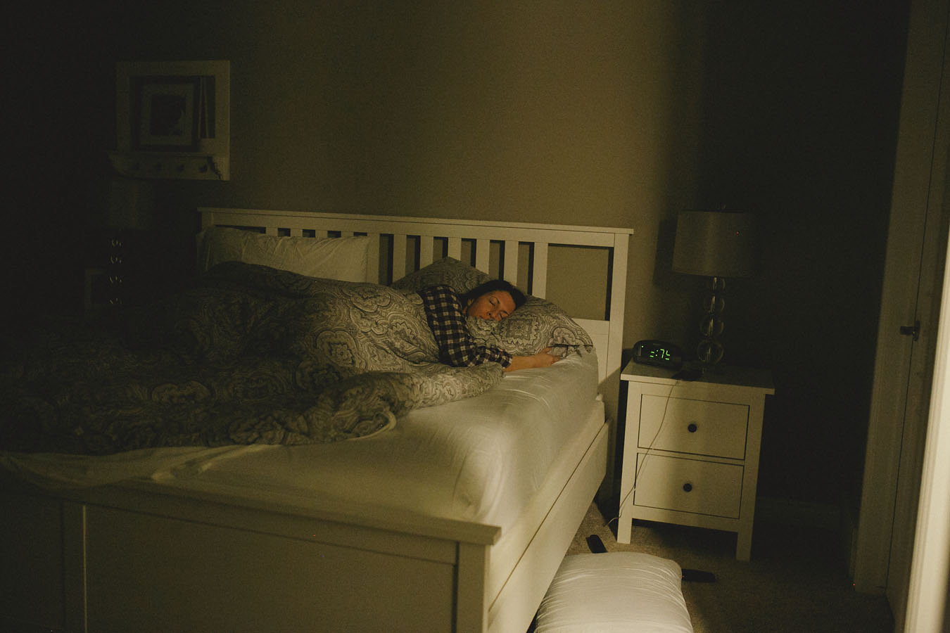 sleeping like a baby Demo Photography