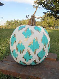 ikat teal pumpkin.jpg