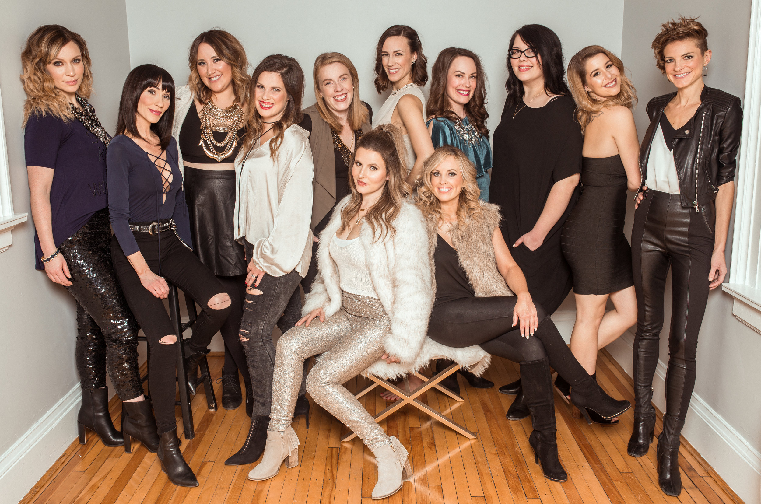 Our Collective Muse by Erin Crooks Photography