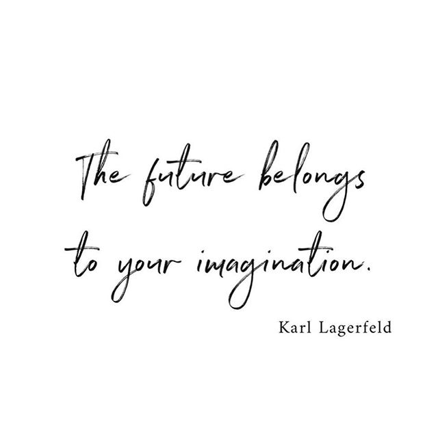 Dreamers and doers make the world go round. Thanks for your impeccable fashion inspiration @karllagerfeld. RIP xo #pinkbanoo