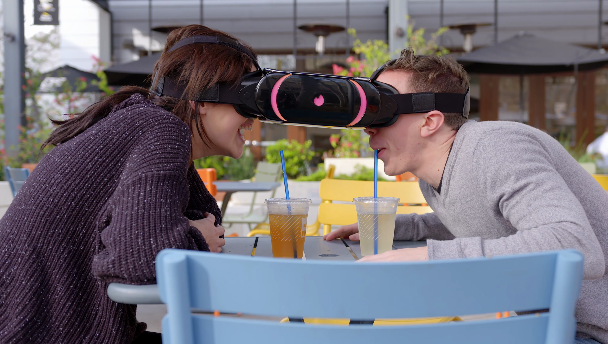 """From """"DATING TECH WITH AUSTIN EVANS"""". This shot (and most of the video) was graded only using the custom FS7 LUT."""