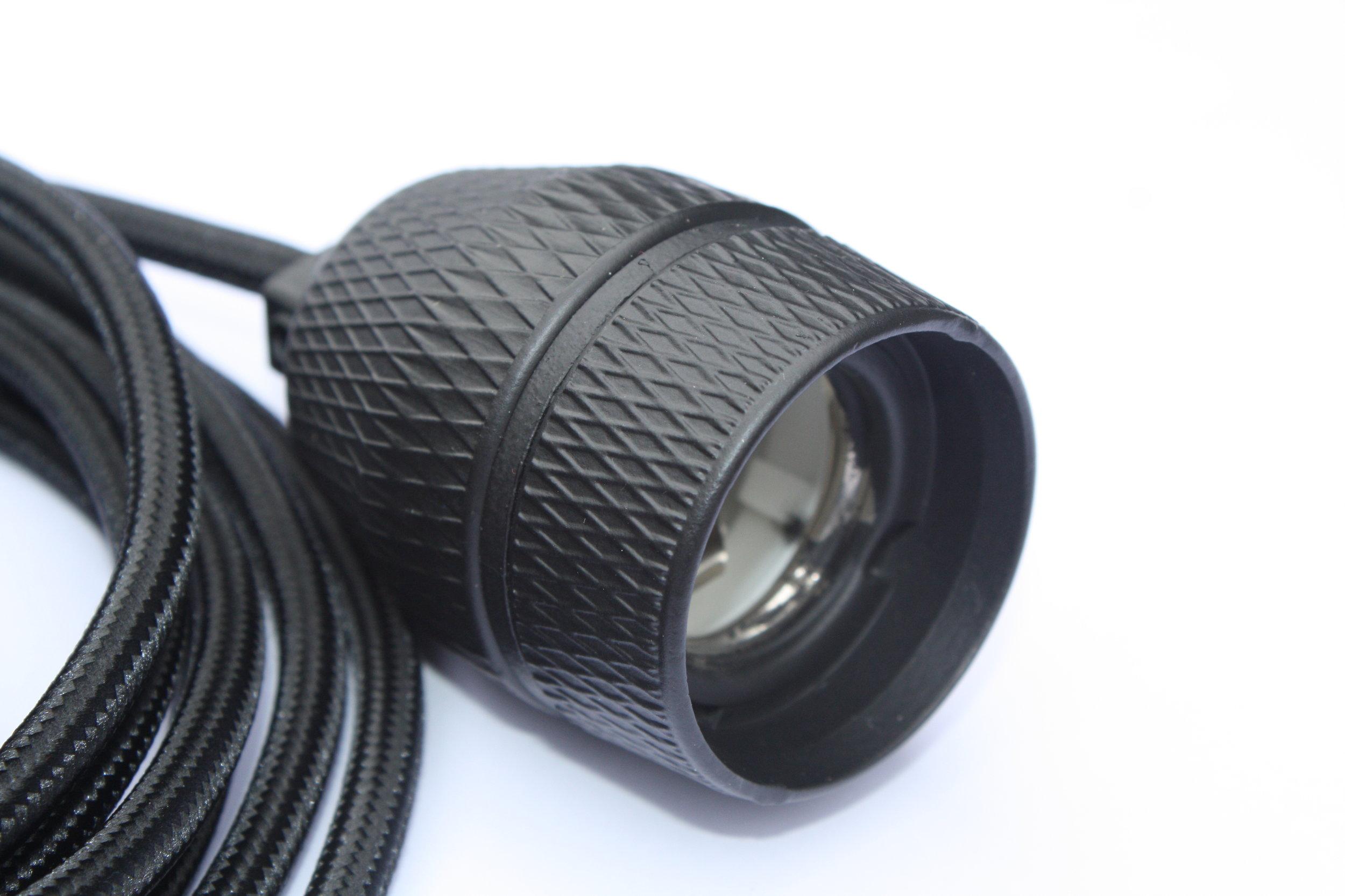 cable set black
