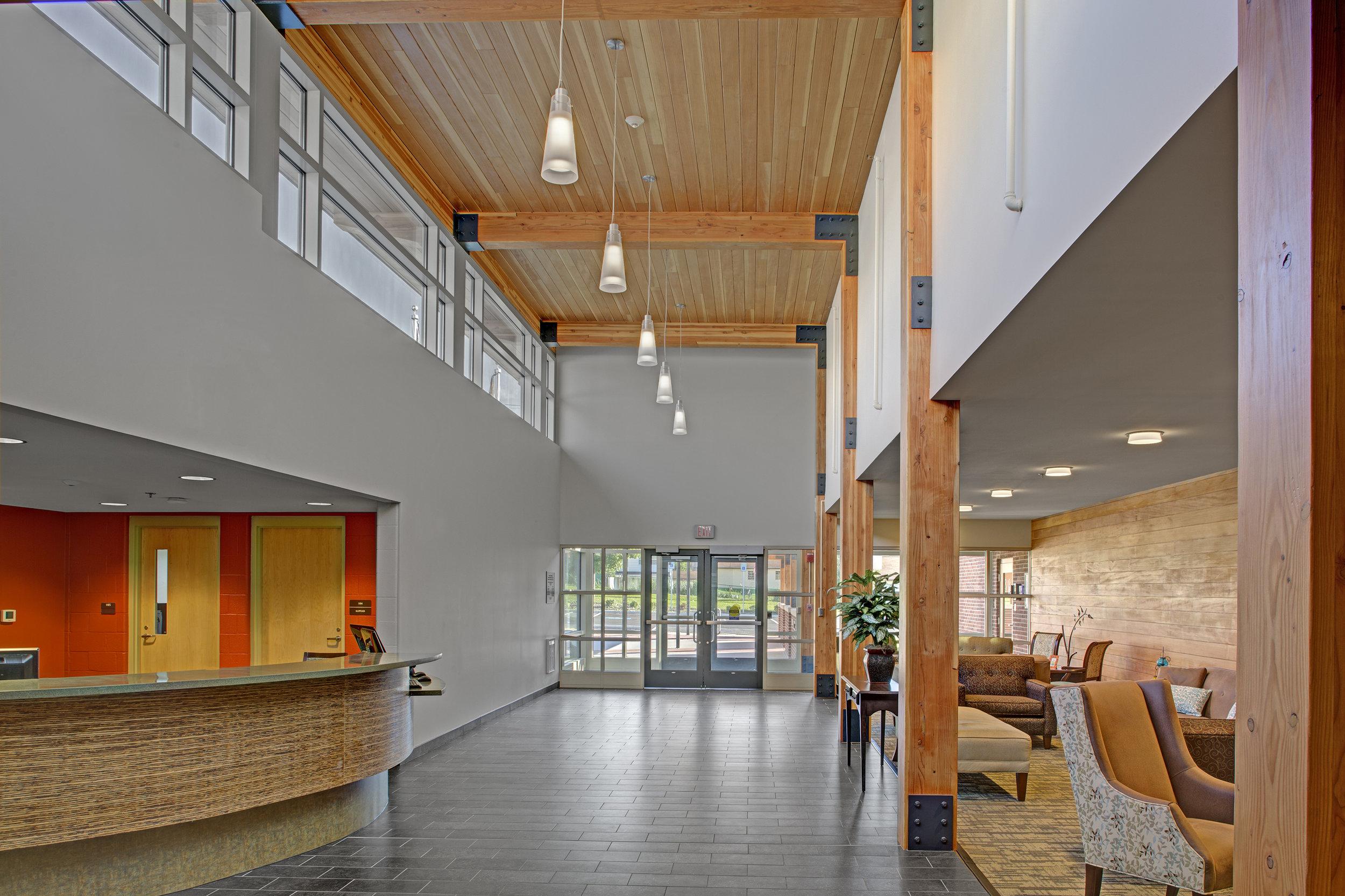 Washington County Senior Center and Commission on Aging