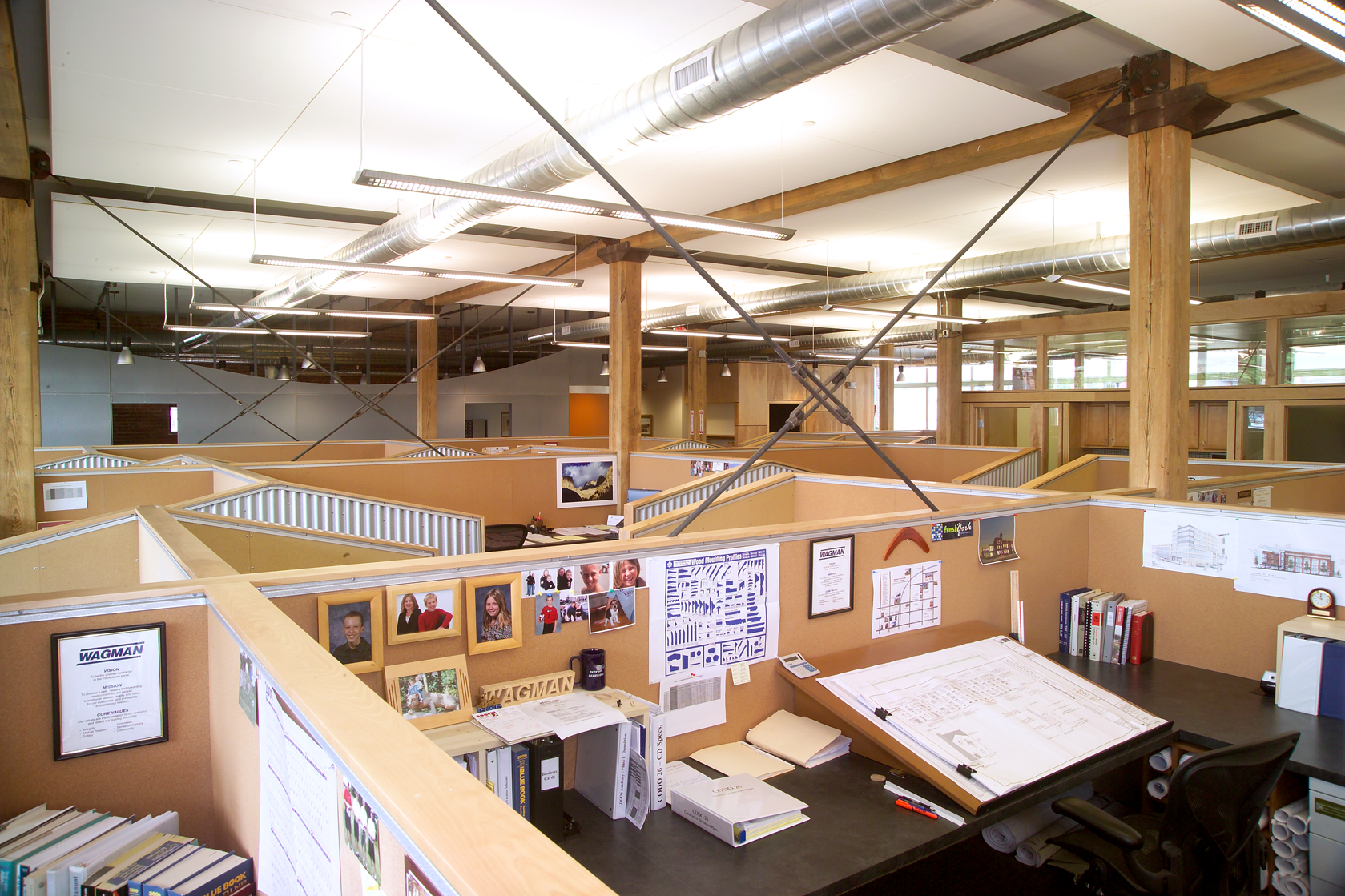 Wagman Construction Offices