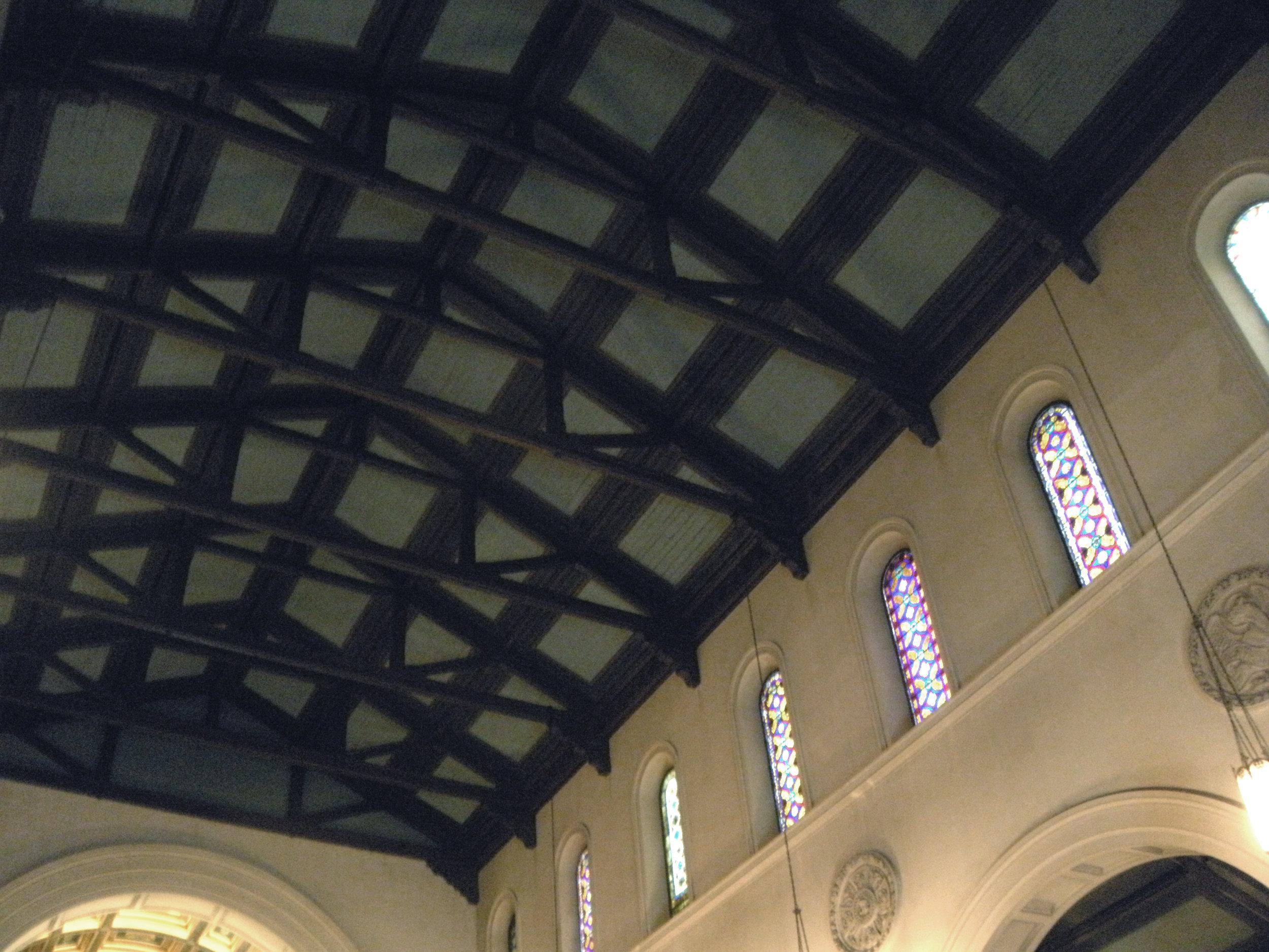 St. Paul's Episcopal Church, before renovation