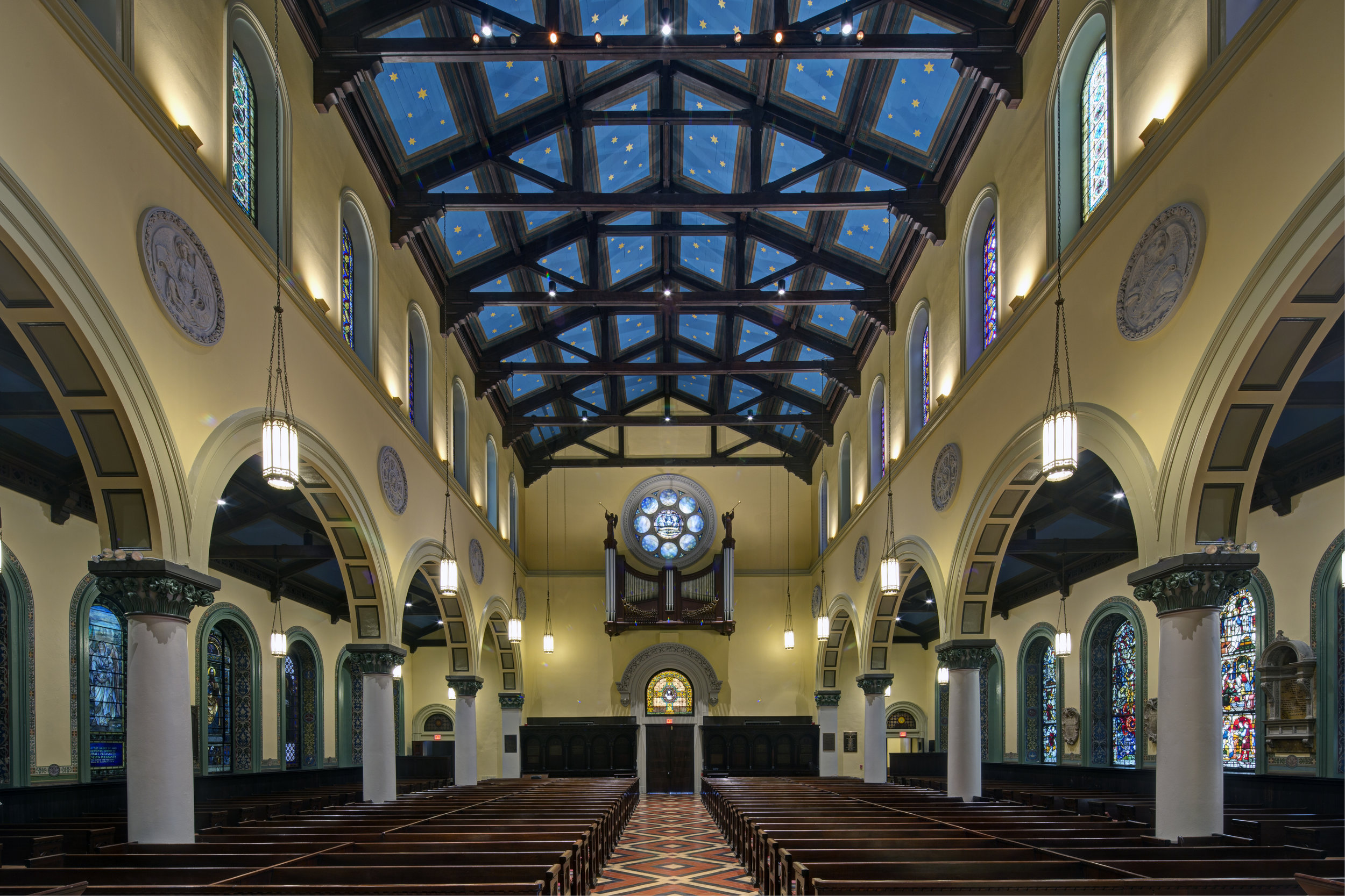 St. Paul's Episcopal Church, after renovation