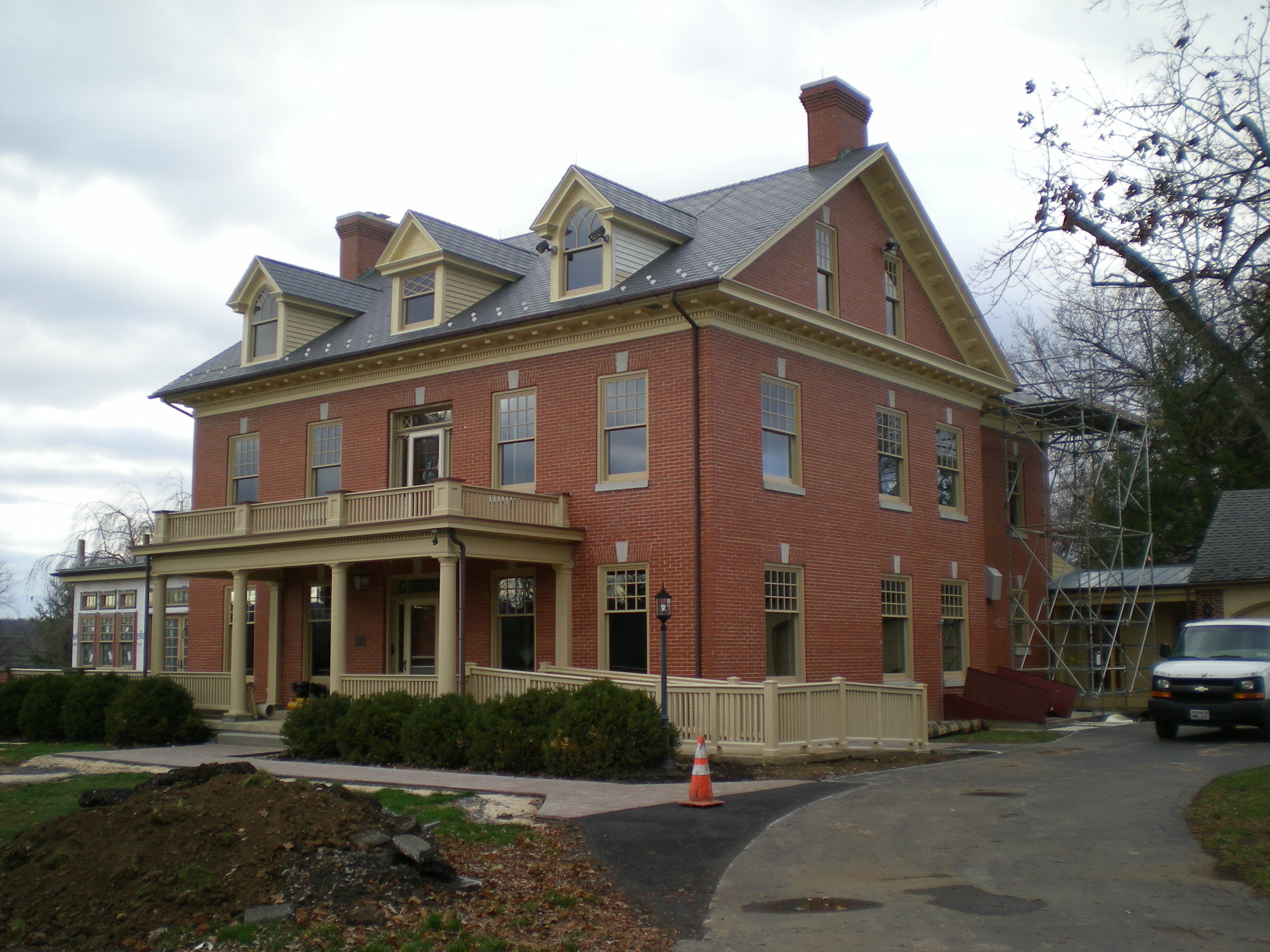 Shippensburg University's Martin House