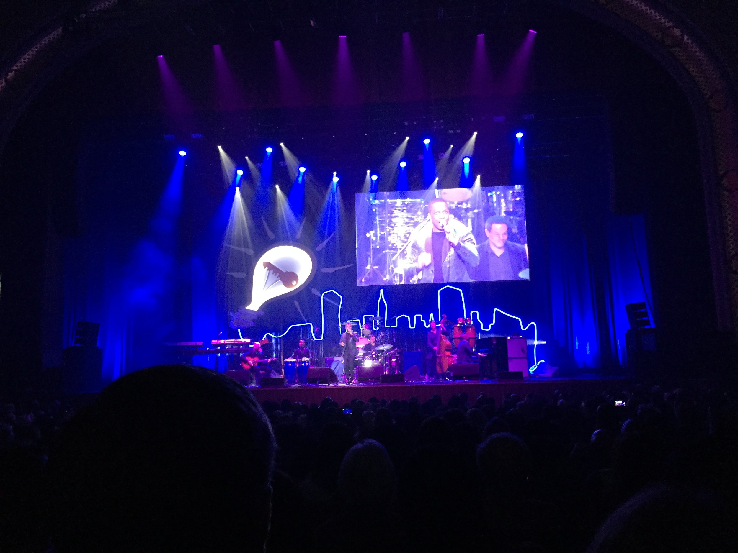 """""""An Evening of Unexpected Delights,"""" an annual fundraiser to benefit The Journey Home, featured musical guests """"The Roots"""" and Leslie Odom Jr. of """"Hamilton."""""""