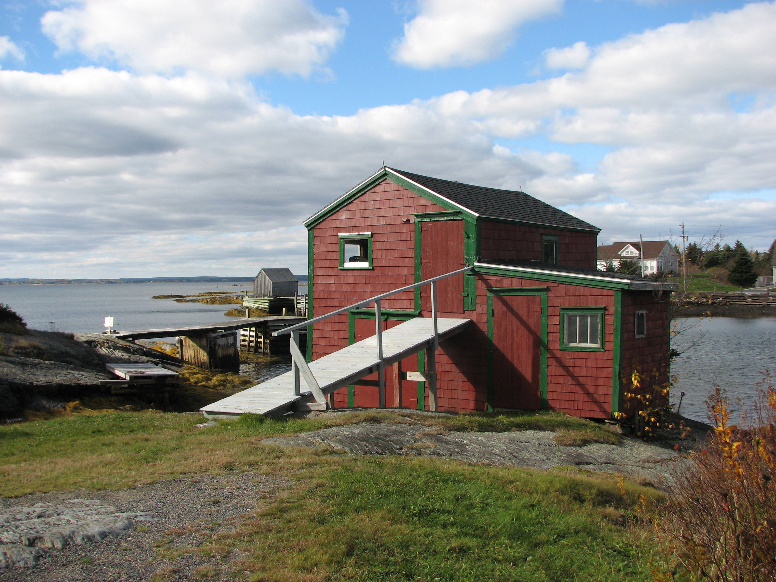 For more than 15 years, Frank, Dittenhafer founder and principal at Murphy & Dittenhafer Architects, and his wife, Sue Ann Kline, have been visiting Nova Scotia, a small Maritime province on the eastern edge of Canada.