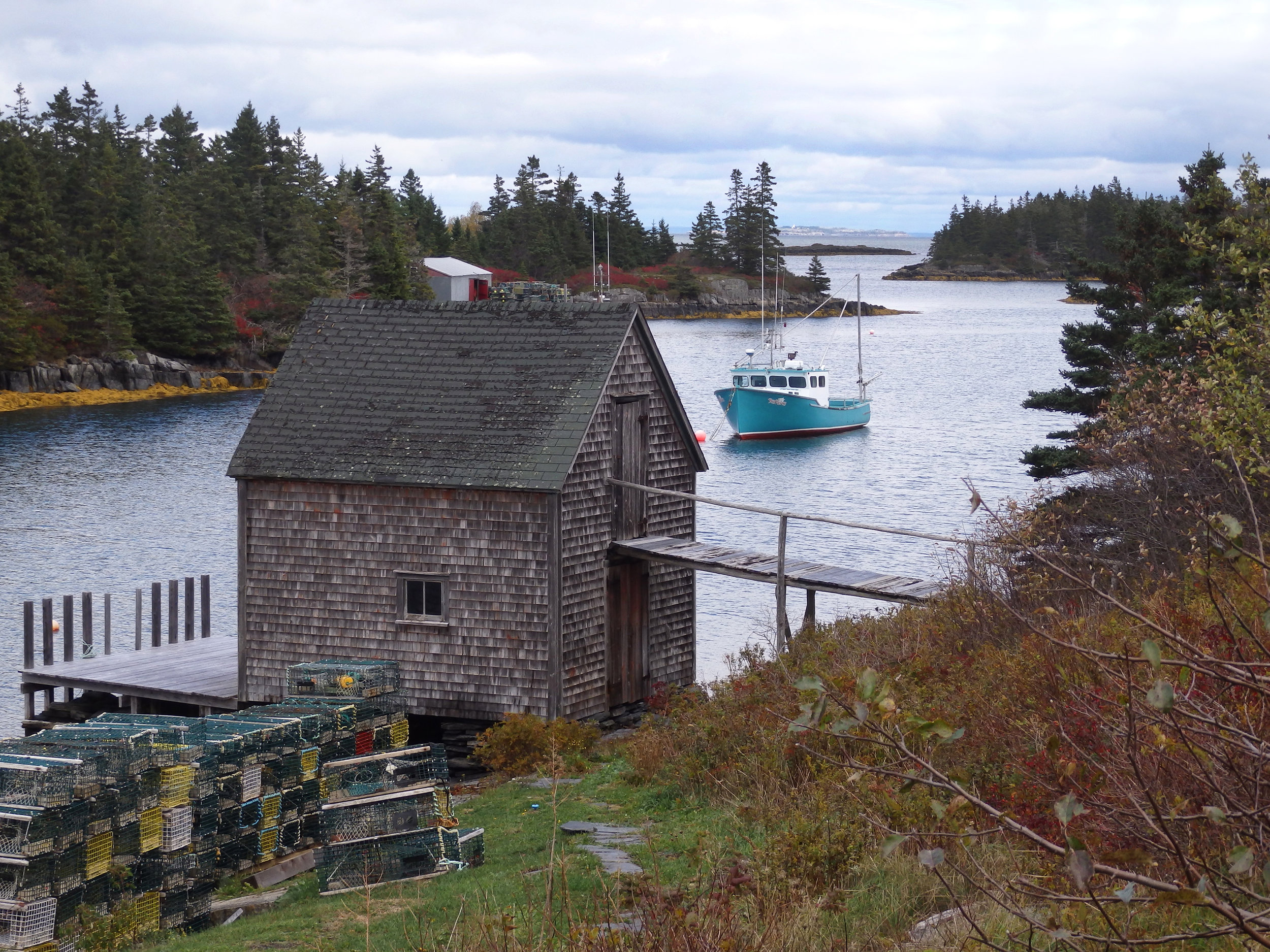 Building with Lobster Traps_East Stonehurst.jpg