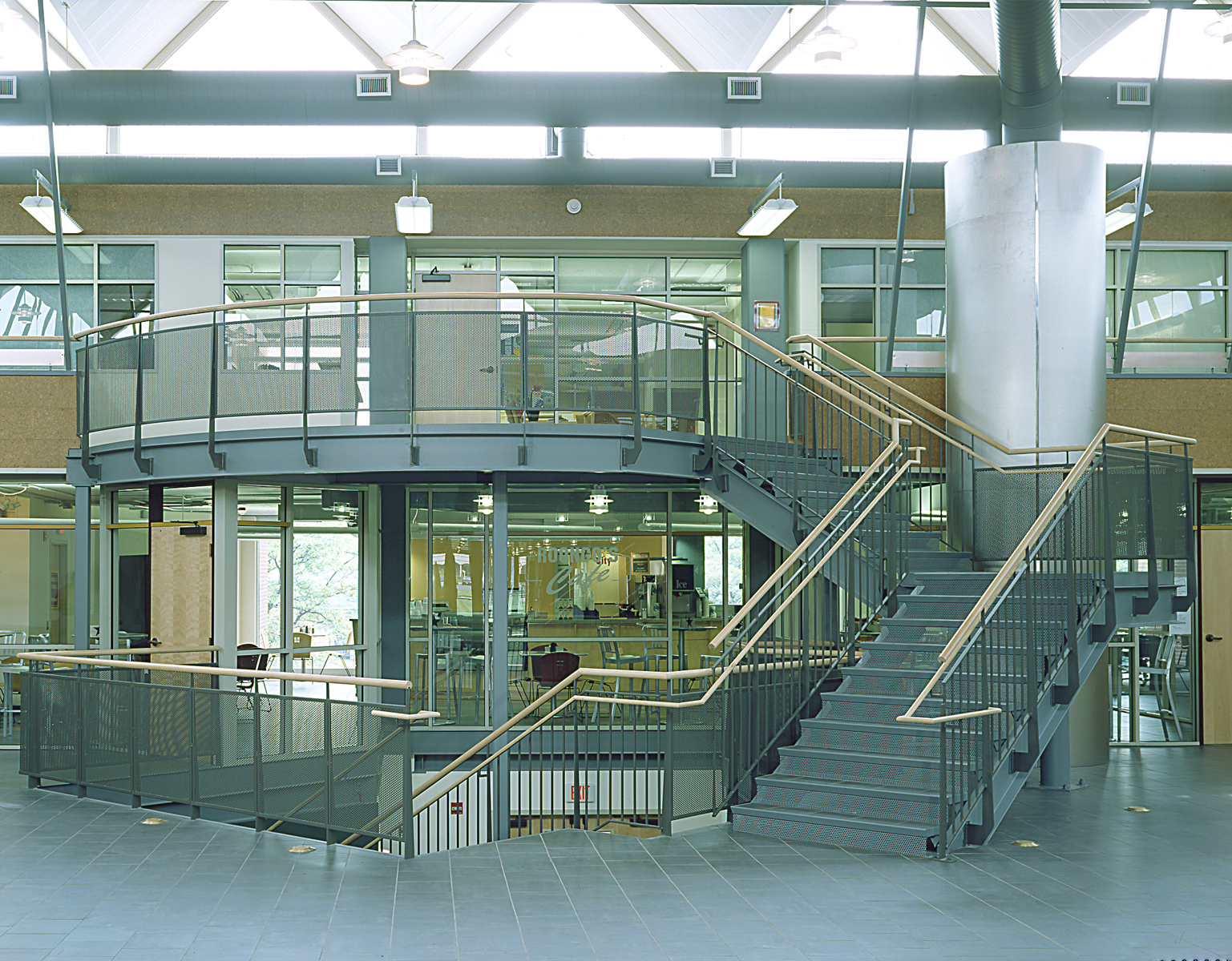 Bloomsburg University Student Center interior