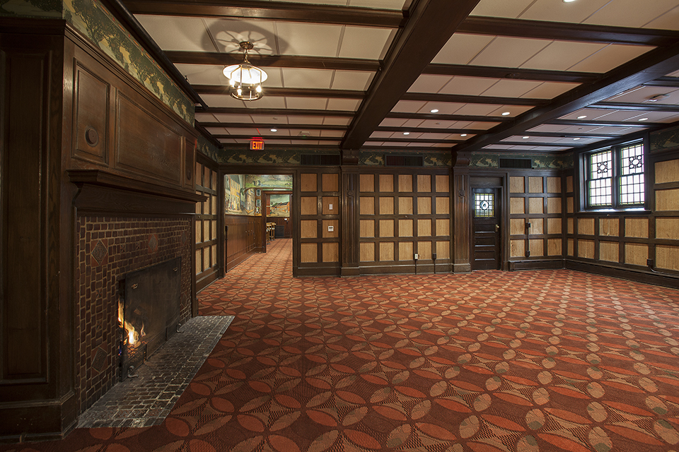 Preservation Pennsylvania announced recently that the York College of Pennsylvania's Center for Community Engagement (former Lafayette Club) project at 59 East market Street in York City was selected to receive a Construction Award at the 2017 Pennsylvania Historic Preservation Awards Photo courtesy of Michael L. Mihalo)